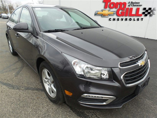 2016 Chevrolet Cruze Limited Lt Fwd 4dr Car Gill Chevrolet