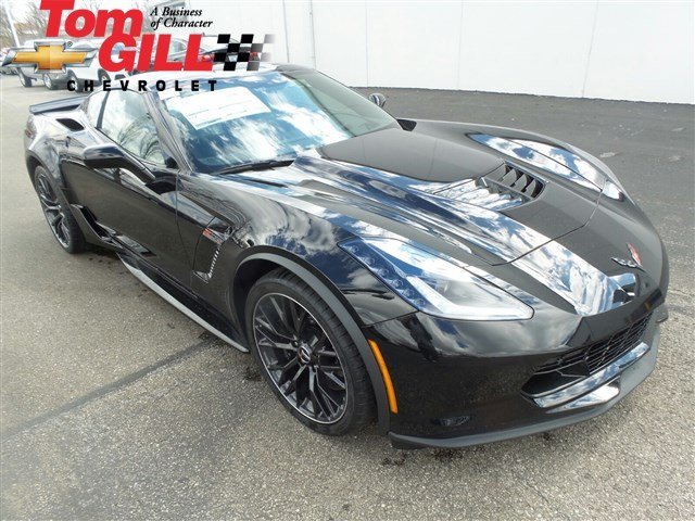 New 2019 Chevrolet Corvette Z06 1LZ