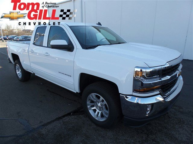 New 2019 Chevrolet Silverado 1500 LD LT with 1LT