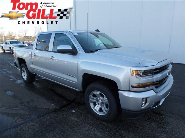 New 2018 Chevrolet Silverado 1500 LT with 2LT