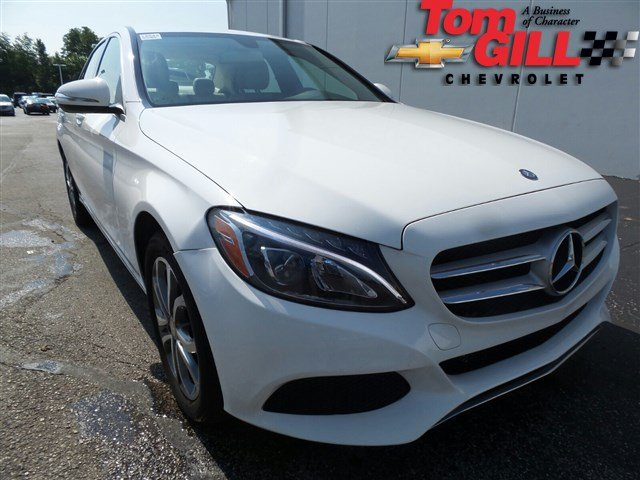 Pre-Owned 2015 Mercedes-Benz C-Class