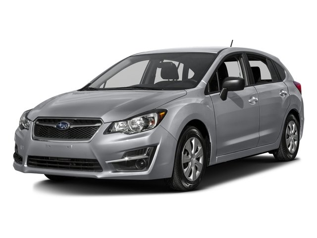 Pre-Owned 2016 Subaru Impreza Wagon 2.0i Sport Limited