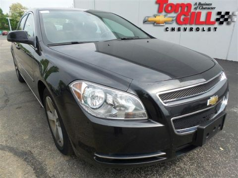 Pre-Owned 2011 Chevrolet Malibu LT with 1LT