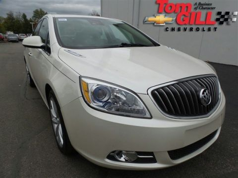 Pre-Owned 2015 Buick Verano Leather Group FWD 4D Sedan