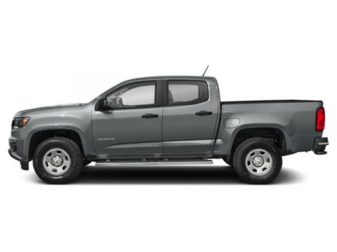 New 2020 Chevrolet Colorado Work Truck 4WD 4D Crew Cab