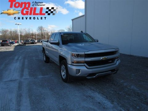 New 2019 Chevrolet Silverado 1500 LD LT with 2LT