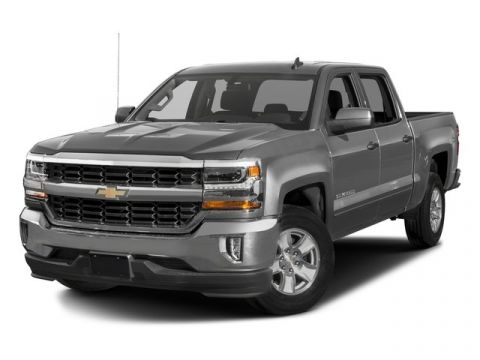 New 2018 Chevrolet Silverado 1500 LT with 1LT