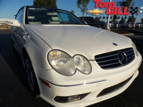 Pre-Owned 2005 Mercedes-Benz CLK 5.0L